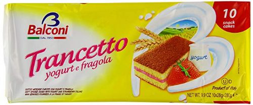 Balconi Trancetto Strawberry  Cream 10 Pack (Italy)